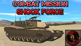 Combat Mission: Shock Force - Campaign Walkthrough: Part 1