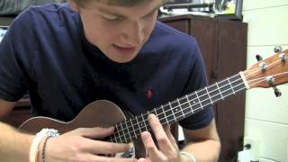 Legend of Zelda- Zelda's Lullaby Ukulele Tutorial