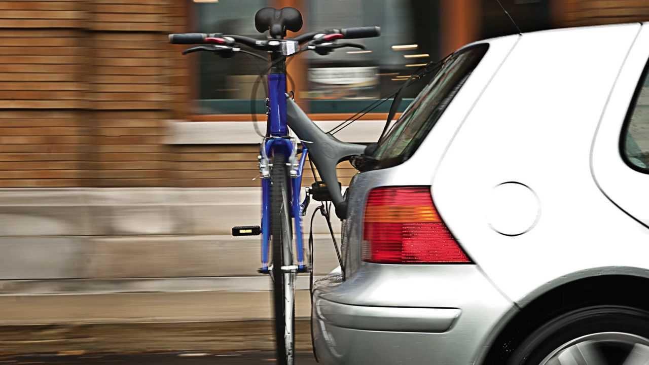 Saris Solo Rear Mounted Bike Rack   Installation