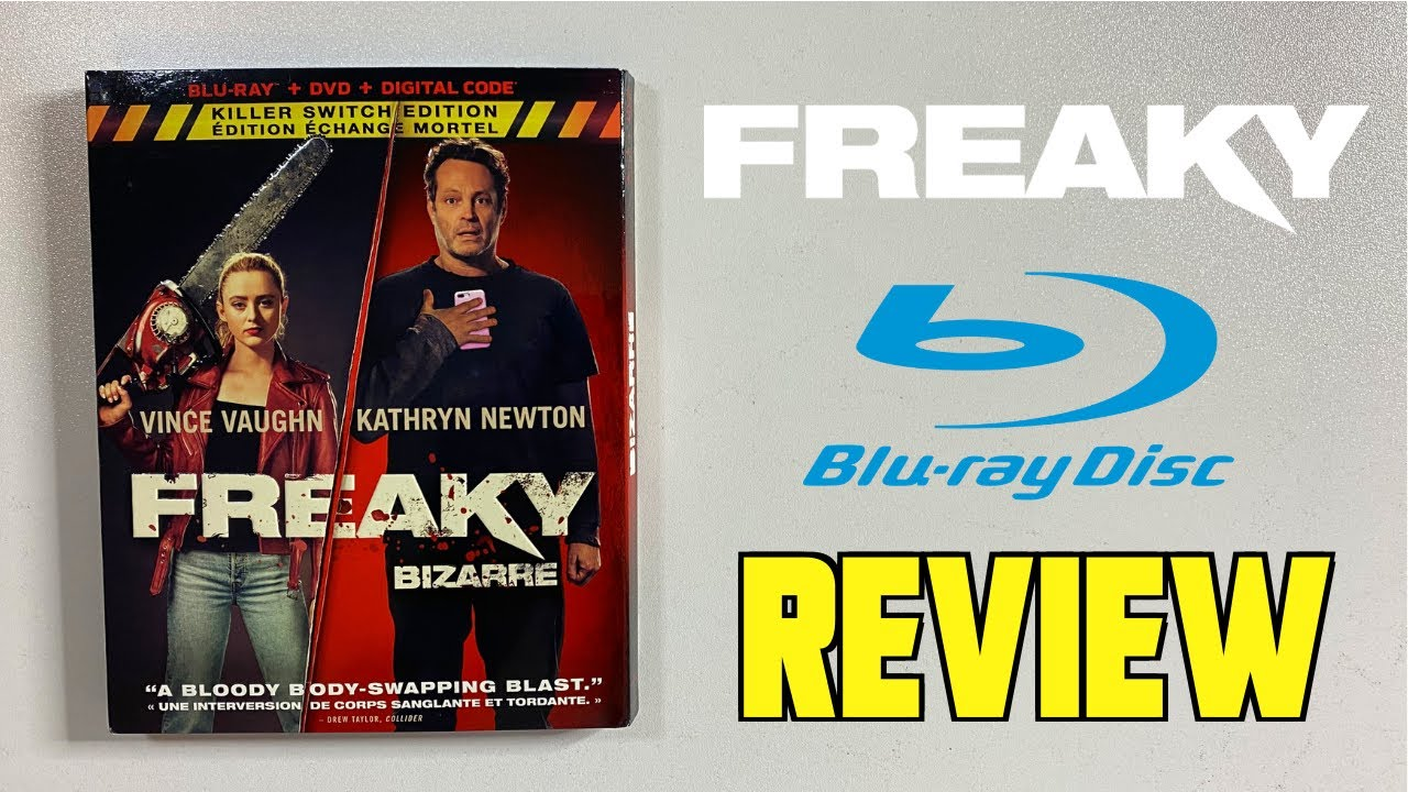 Freaky (2020) - Blu-Ray Review