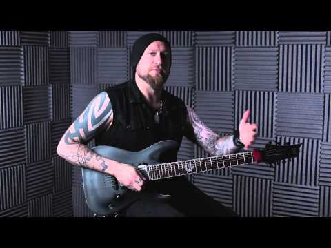 Guitar Lesson: Andy James - Tapped shred lick