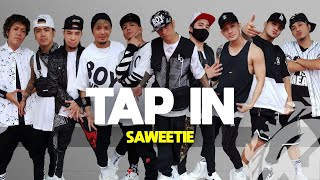 TAP IN by Saweetie | Zumba | HipHop | TML Crew Moshi