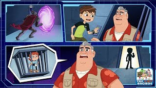 Ben 10: World Rescue - Grandpa Max is now Safe but Gwen still needs Saving (CN Games)