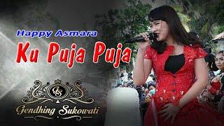 Happy Asmara Kupuja Puja Gendhing Sukowati Live Parang Kusumo Beach