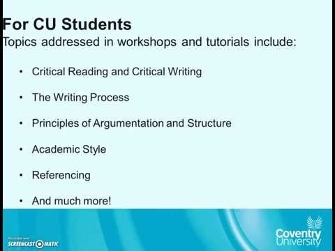 CAW-Enhancing writing through teaching, consultancy and research