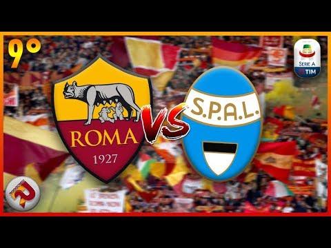 ROMA - Spal | Diretta LIVE (Serie A) 2018/2019