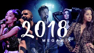 WORLD OF MUSIC   Year End Megamix 2018   (200+ Songs)   By Dynamo
