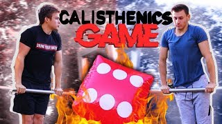 The CALISTHENICS Game! (WORKOUT CHALLENGE)