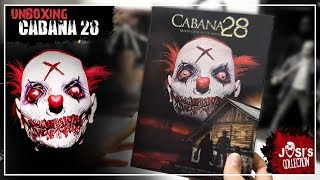 [UNBOXING] DVD Cabana 28 Madrugada do Horror