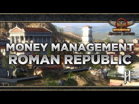 Money Management as Roman Republic | Ancient Empires Mod for Total War: Attila
