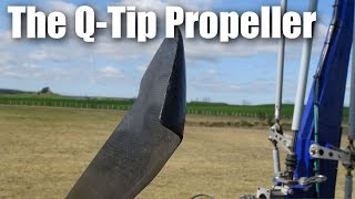 More on ducted propellers, the Q-tip propeller
