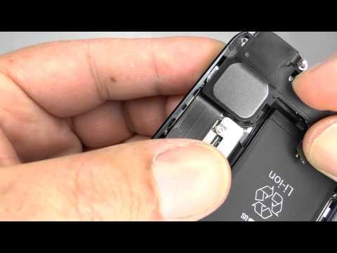 iPhone 5 Main Speaker Replacement