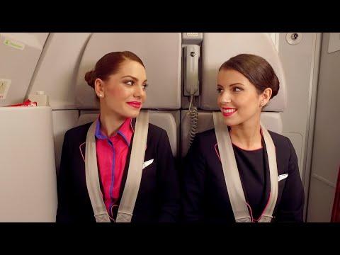 Cabin crew/Flight attendant