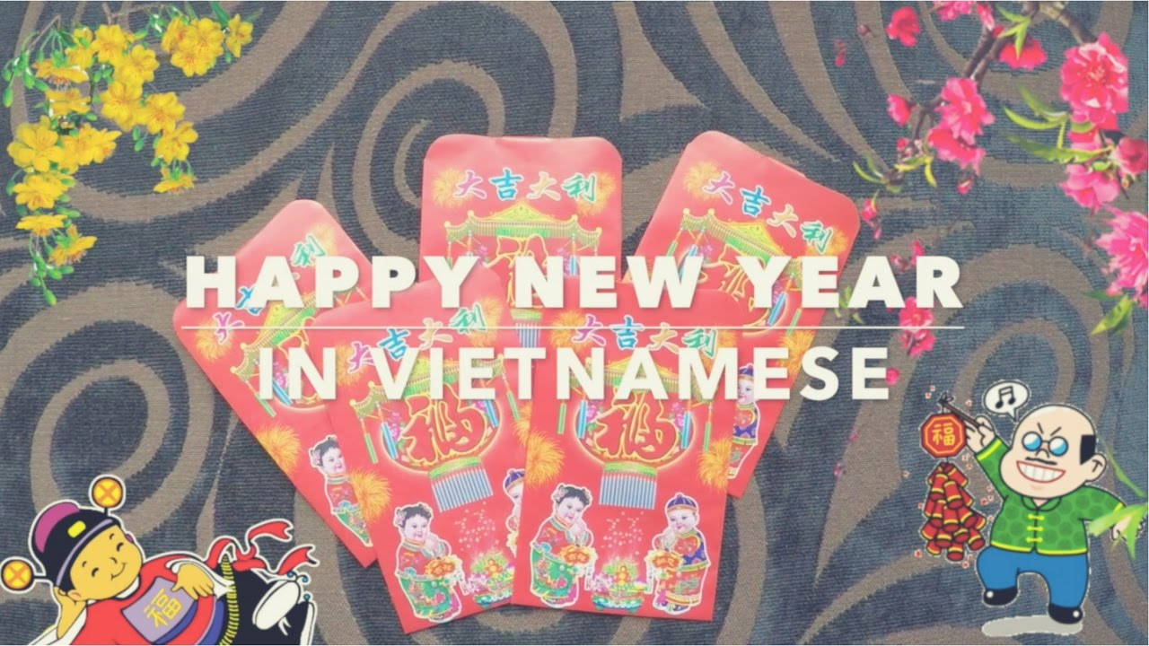 How to say Happy New Year and Wishes in Vietnamese? - THE ...