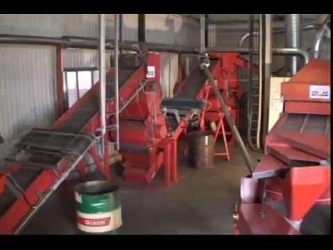 RETO Recycling ~ Sold by Copper Recovery USA - Wire Chopper - Cable Recycling