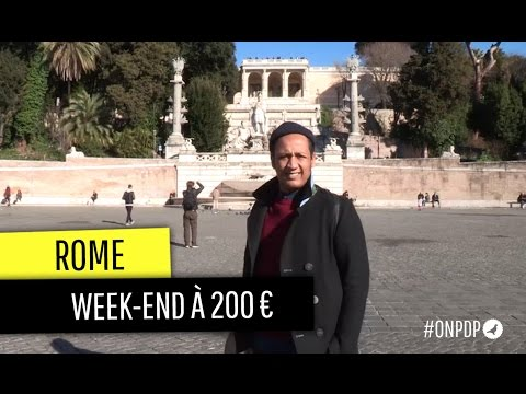Rome Le Weekend Pour 200€