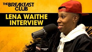 Lena Waithe Discusses