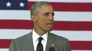 Obama marks the 10th anniversary of Hurricane Katrina