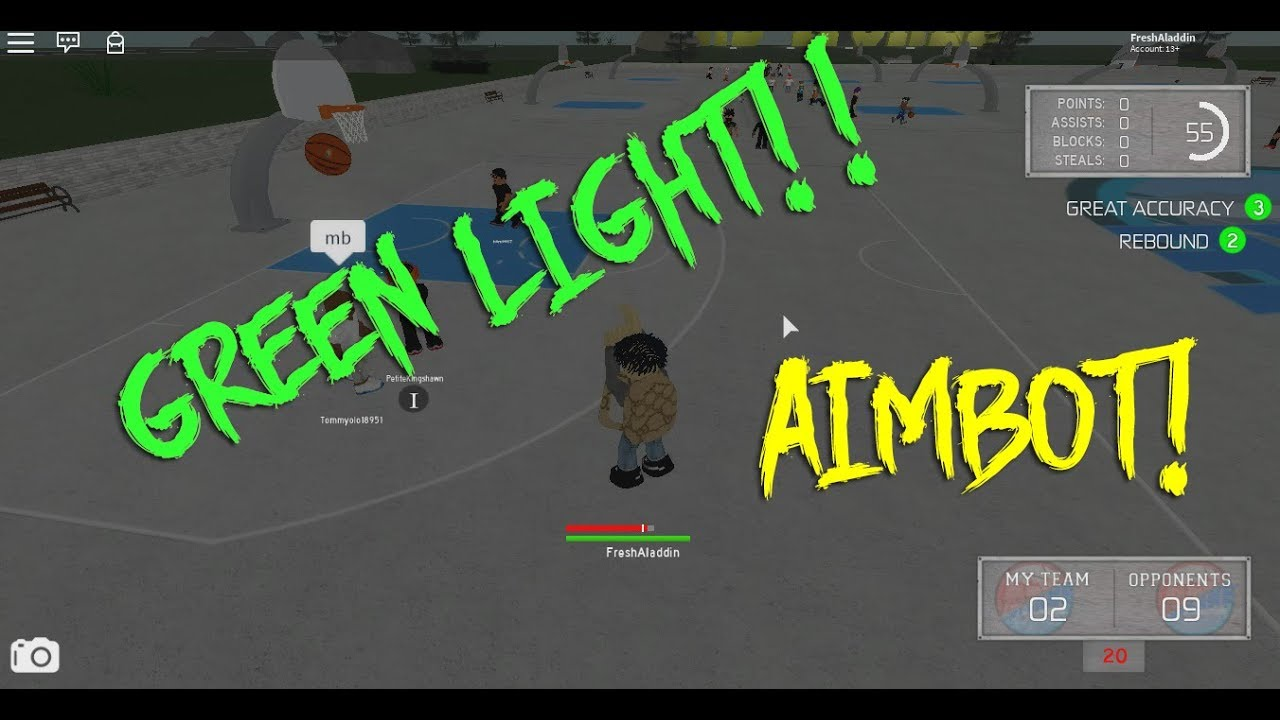 🔥🏀How To Use AIMBOT On RB World 2!!! (Tutorial) Link's In Description!🏀🔥
