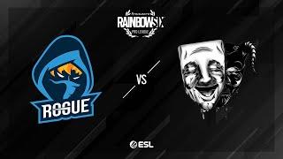 Rogue vs. TwoFaced - Rainbow Six Pro League - Season X - NA - Relegation