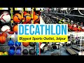 DECATHLON Jaipur I Visiting Jaipur Biggest Sports Outlet I GlobeTrotter I