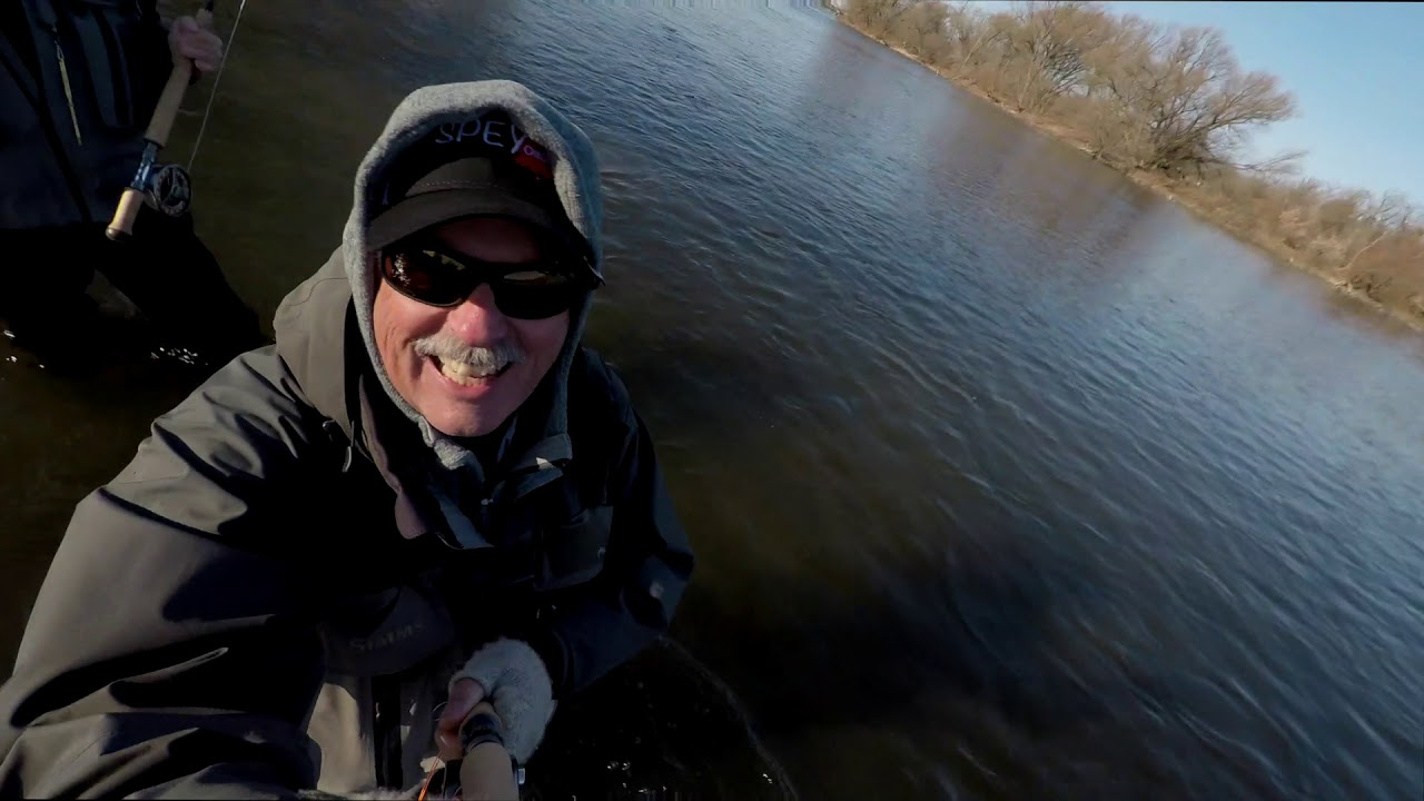 Steelhead Fishing - Where to fish on the Grand River