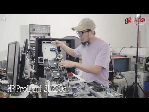 Build máy 5tr render nhanh như i7-8700 | Build a super cheap server parts.