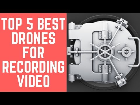 best-drones-for-recording-video