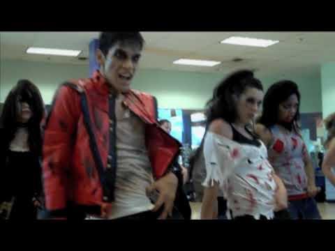 Thriller! by NolanRobert's Cardio HipHop Class @ 24Hr Fitness