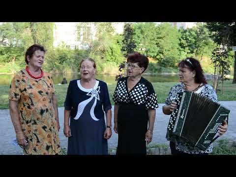 Біля тину, біля хати-  Українська   пісня