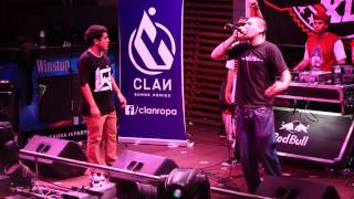 Hampper vs Stigma - Killer Rhymes vs Linea 16