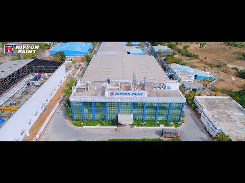 A tour through Nippon Paint's eco-friendly factory