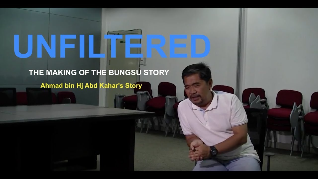 UNFILTERED The Making Of Bungsu Story
