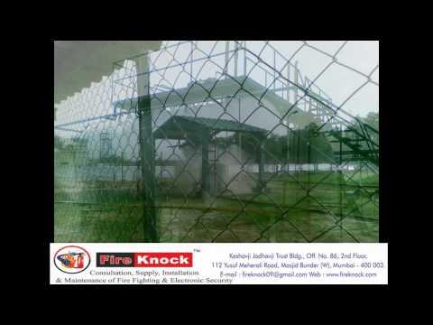 MEDIUM VELOCITY WATER SPRAY SYSTEM - FIRE KNOCK