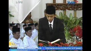 Video Pak Jokowi Terharu - Qira'ah Muhammad Miftah Farid di Peringatan Nuzulul Qur'an Istana Negara 2017 download MP3, 3GP, MP4, WEBM, AVI, FLV Juli 2018