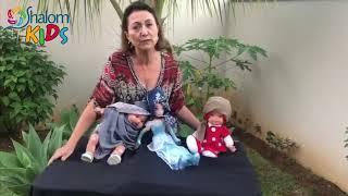História de Naamã - Parte 1 | Shalom Kids
