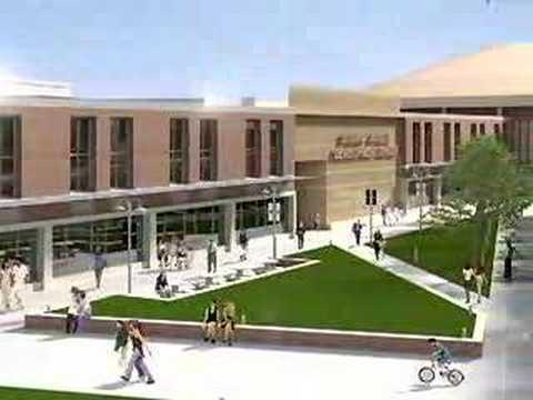 Mackey Arena renovation planned