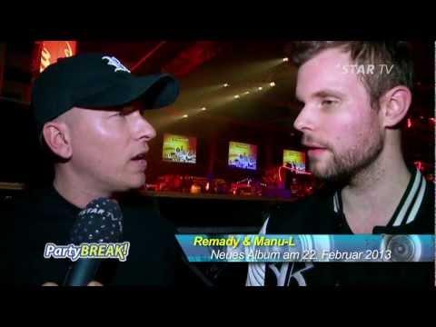 PartyBREAK! - Remady & Manu-L - Barstreet - Star TV