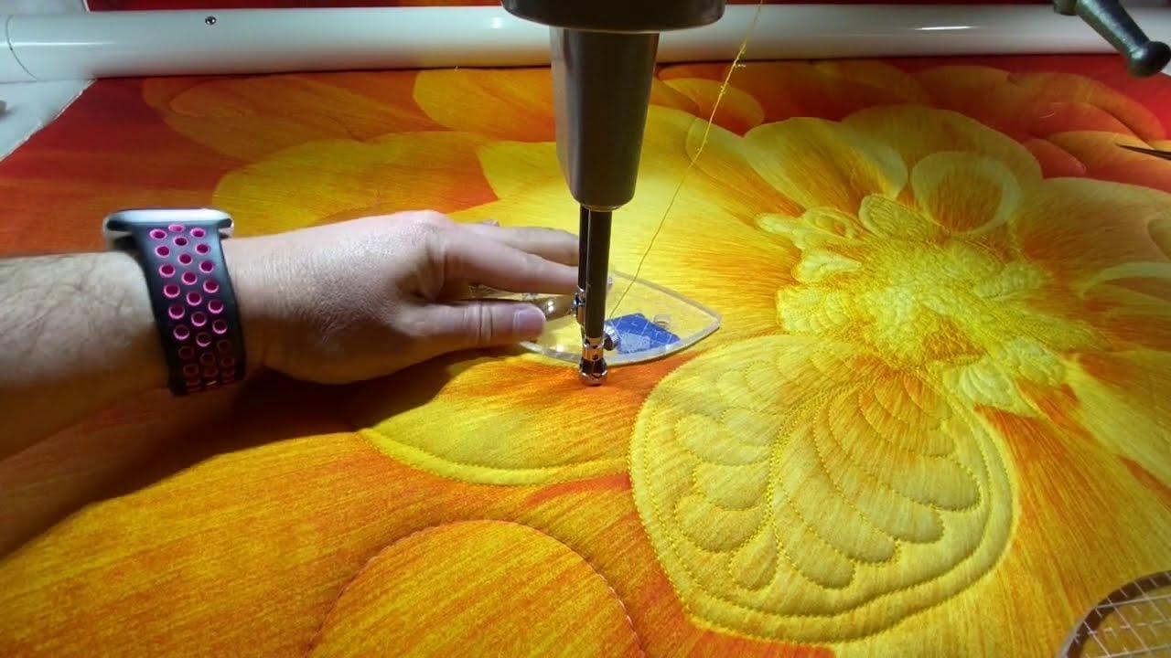 Stitching the Dream Big