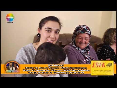 AVRUPA YOLCULARI  104 BÖLÜM IŞIK İNŞAAT  MARCKOLSHEİM