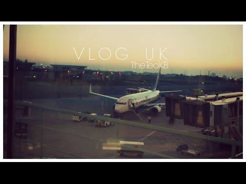 VLOG UK   Karaoke de primas, Maquilhagem, Passeio por Newark