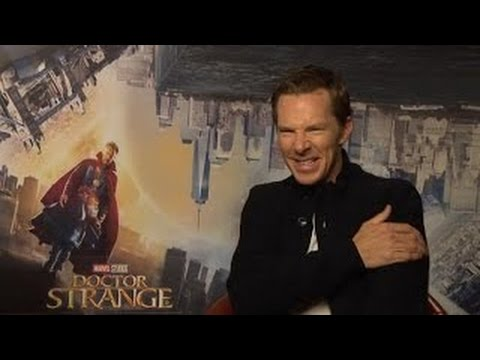 Thumbnail: Benedict Cumberbatch tells us about his 'Man Feeling'