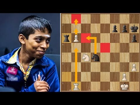 Praggnanandhaa is One Game Away from Creating History!