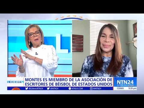 Download Líderes de NTN24 entrevista: a Mari Montes, periodista venezolana