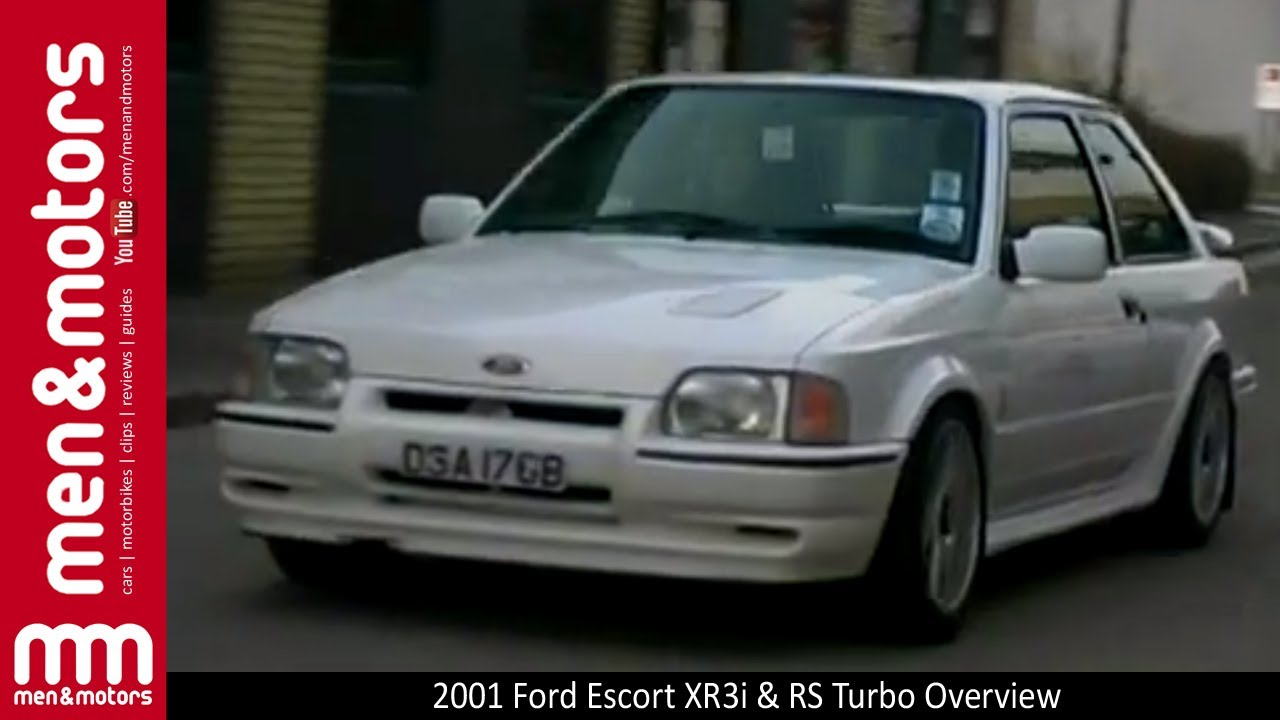 2001 Ford Escort Xr3i Amp Rs Turbo Overview Youtube