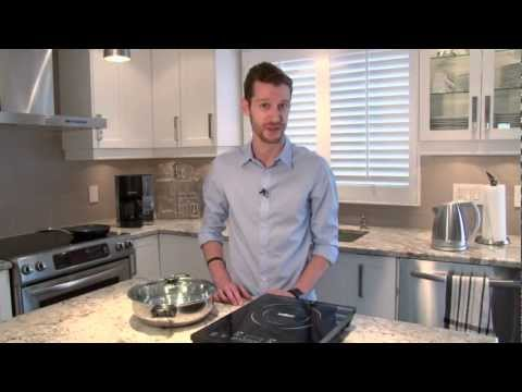 Salton - What is induction cooking