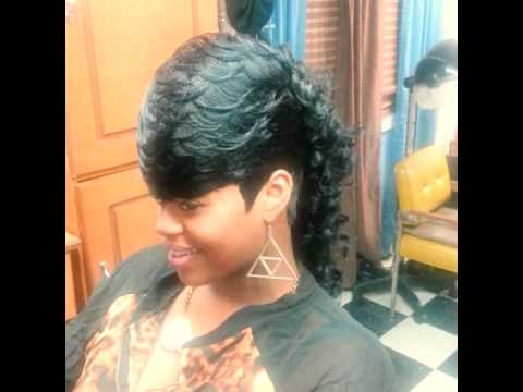 Mohawk Quick Weave Youtube