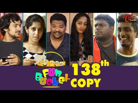 Fun Bucket  138th Episode  Funny s  Telugu Comedy Web Series   Sai Teja  TeluguOne