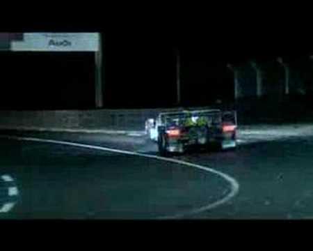 Audi R10 TDi Motorsport Promo
