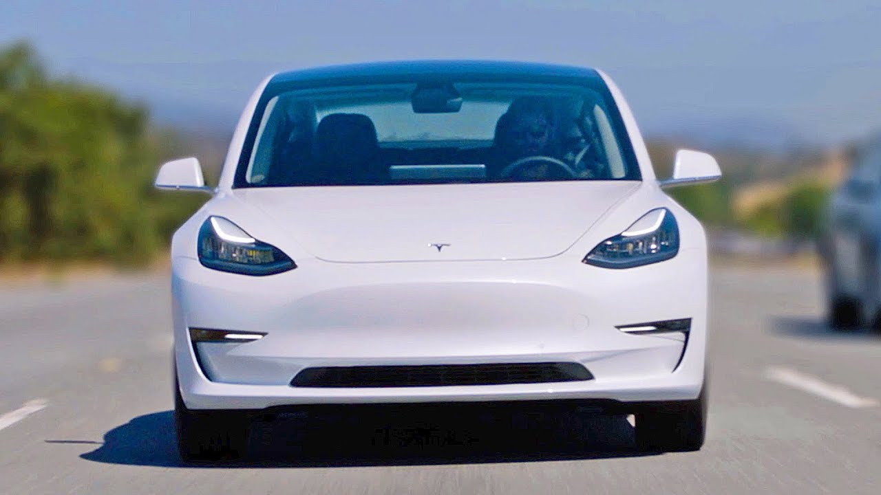 Tesla Model 3 (2018) First Drive
